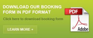 Download Our Booking Form